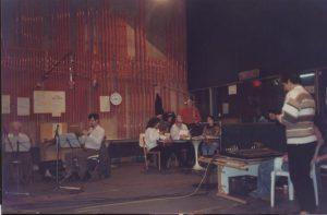 1992 - Con Hugo Alcarazz - Radio Municipal