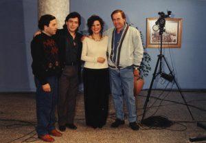 1995 - Un recuedo muy especial de ''Tango en la Bahía''