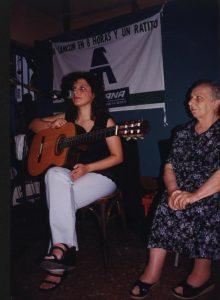 1999 - Con Antonia Palmiotti
