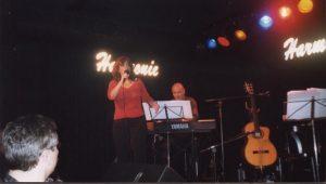2003 - Alemania, Harmonie Bonn - Junto a Tomás Schulz, René García