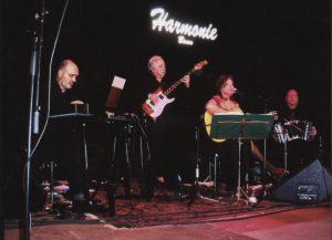2004 - Alemania - Harmonie Bonn - Con Coco Fernández, René García, Tomás Schulld