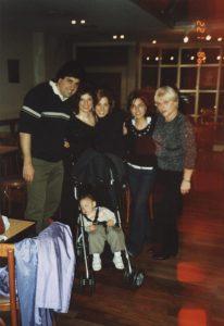 2004 - Con Familia - Delia Baliotti - La casa del Tango
