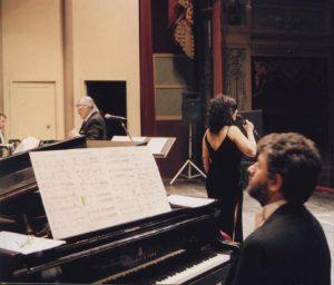 2006 - Con la Orquesta Provincial de Musica Ciudadana Osvaldo Piro