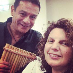 2018 Alemania. Con Lalo Martinez Martinez en Germany