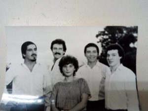 1986 Quinteto Vocal Pais