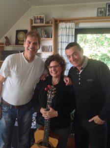 2013 Alemania con Lulo Reinhardt y Ulrich