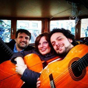 2015 Holanda con Emiliano Robles y Max Cremona de duo El Monte/